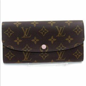 💯🍁Auth Louis Vuitton Wallet